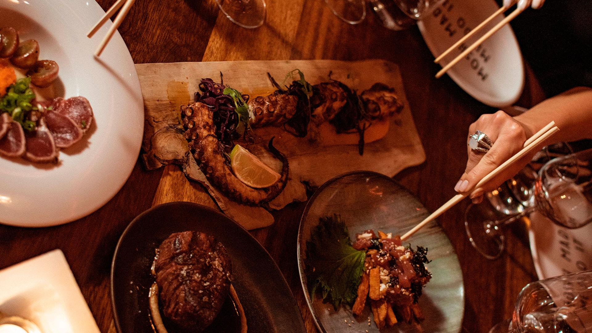 Imagen del restaurante Mosh Fun Kitchen