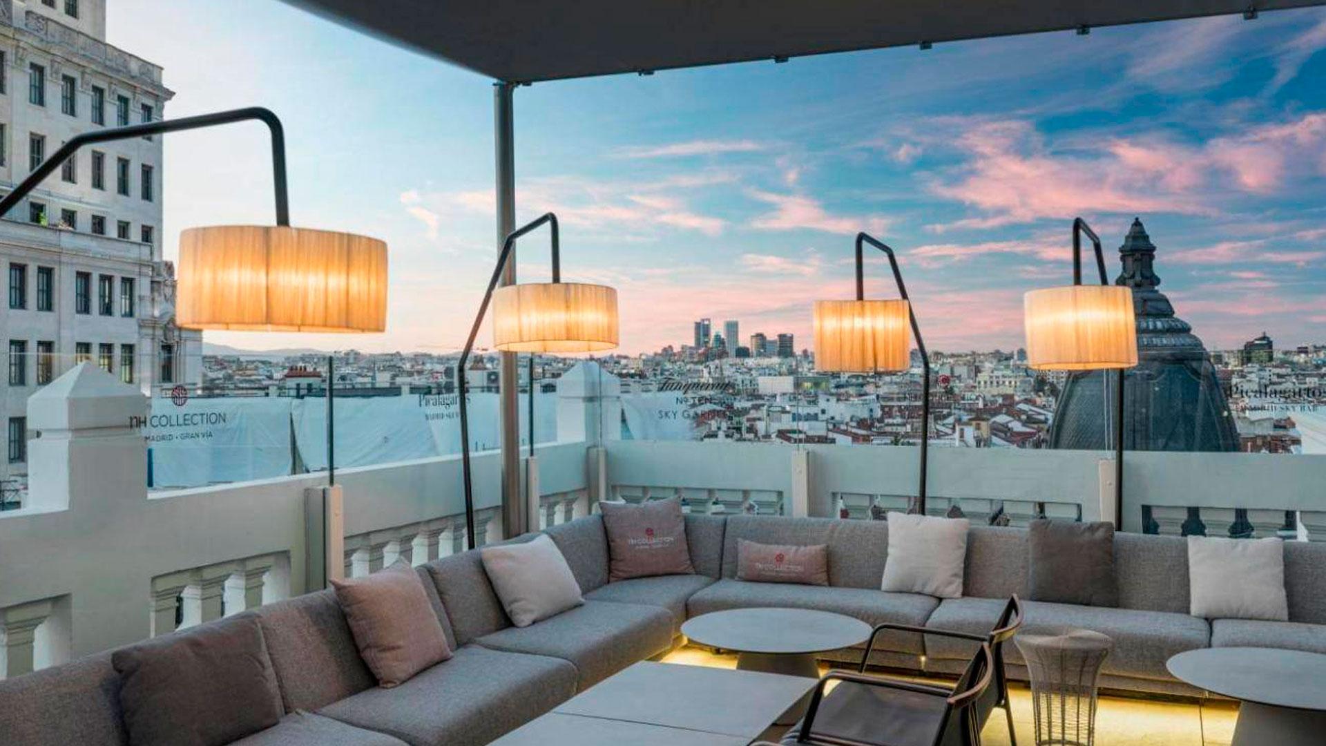 Imagen de la terraza Picalagartos en Madrid