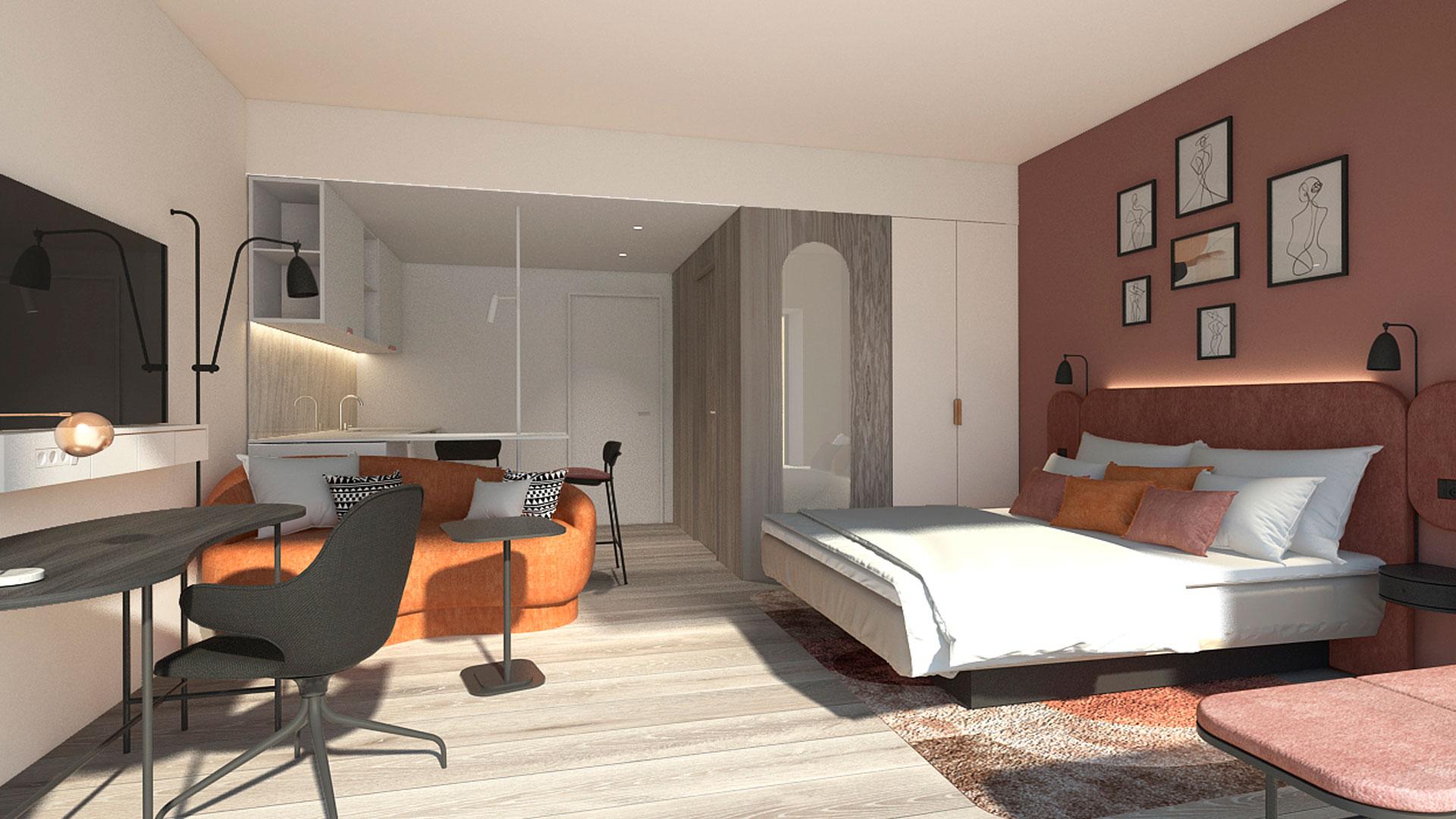 Imagen de hotel en Copenhague