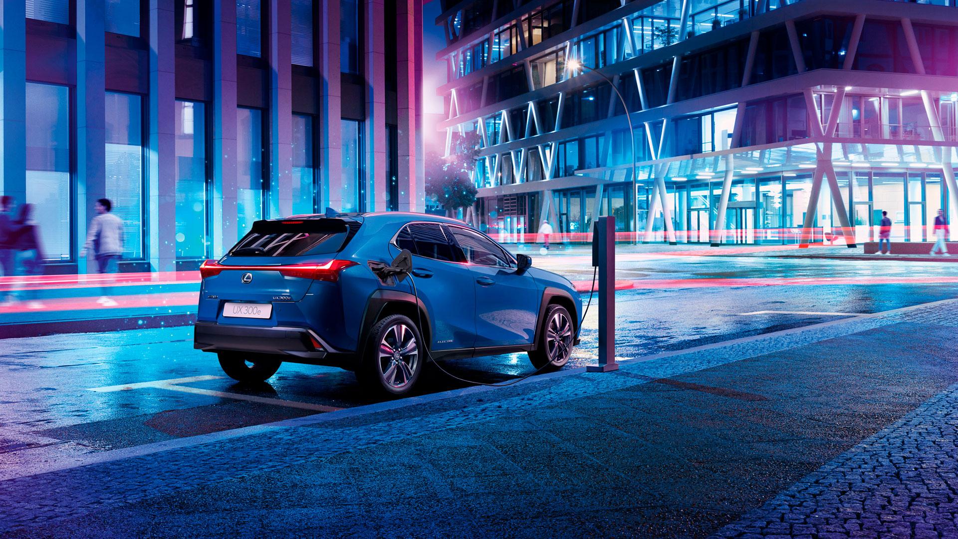 Imagen de las novedades Lexus en el Salón de Ginebra