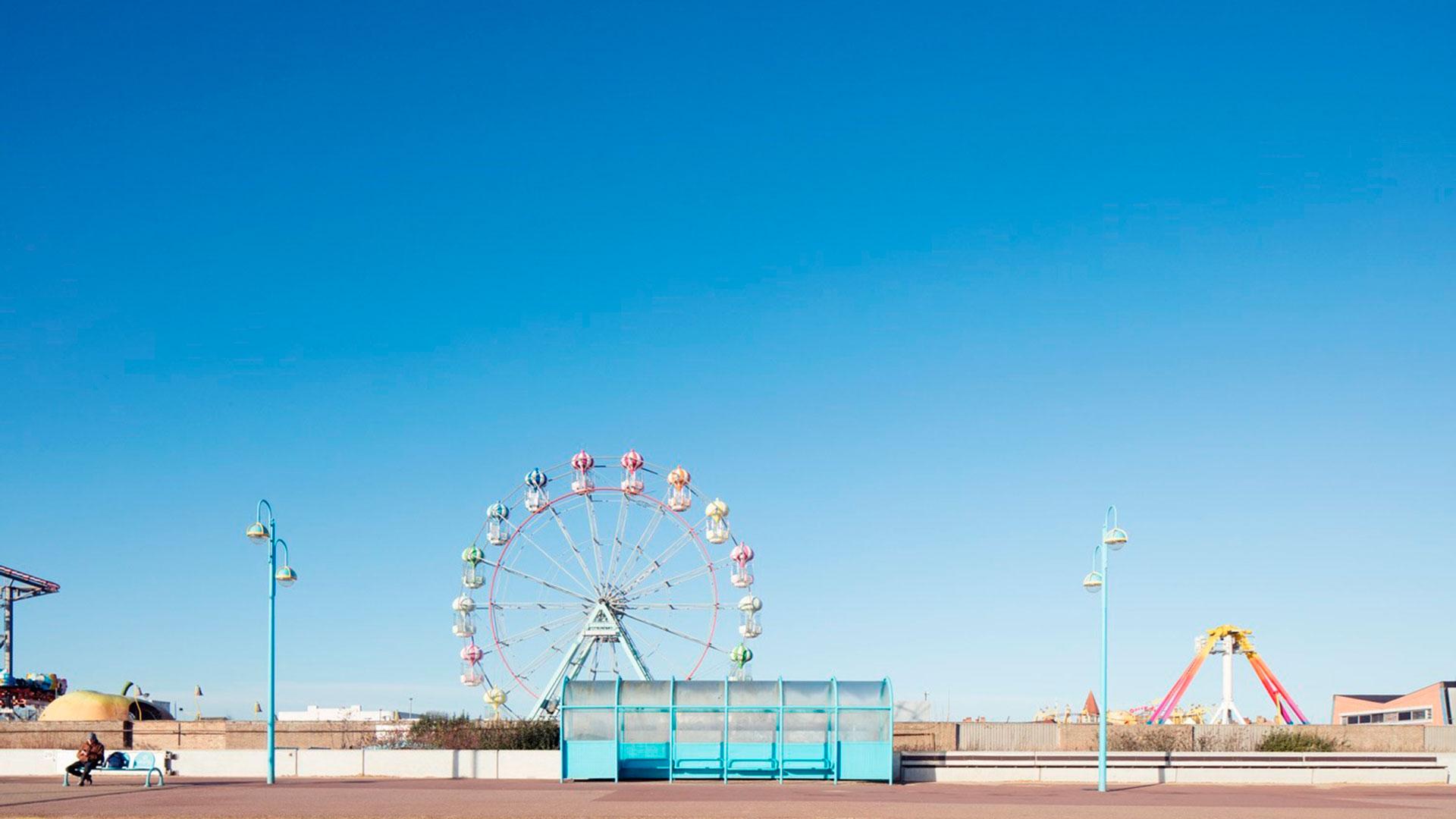 Imagen de la exposición Seaside Shelters