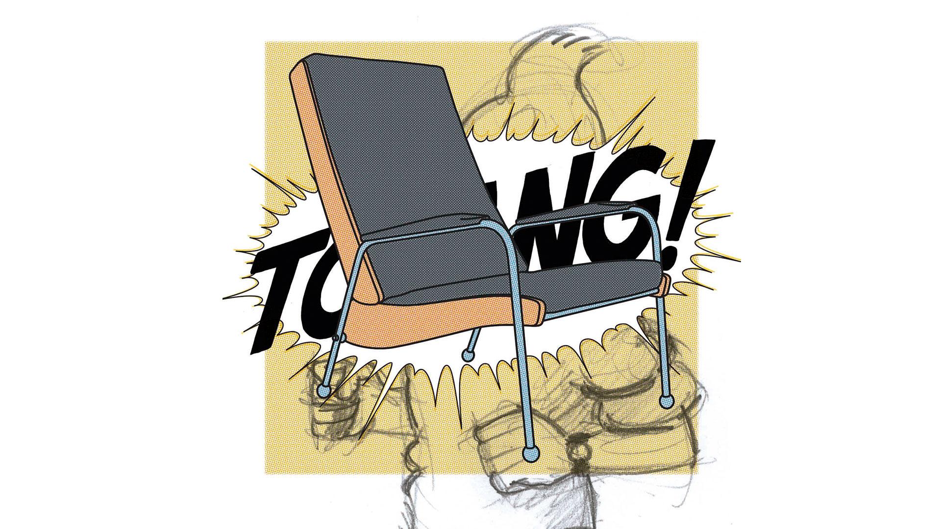 Las sillas como objeto de inspiración hero asset