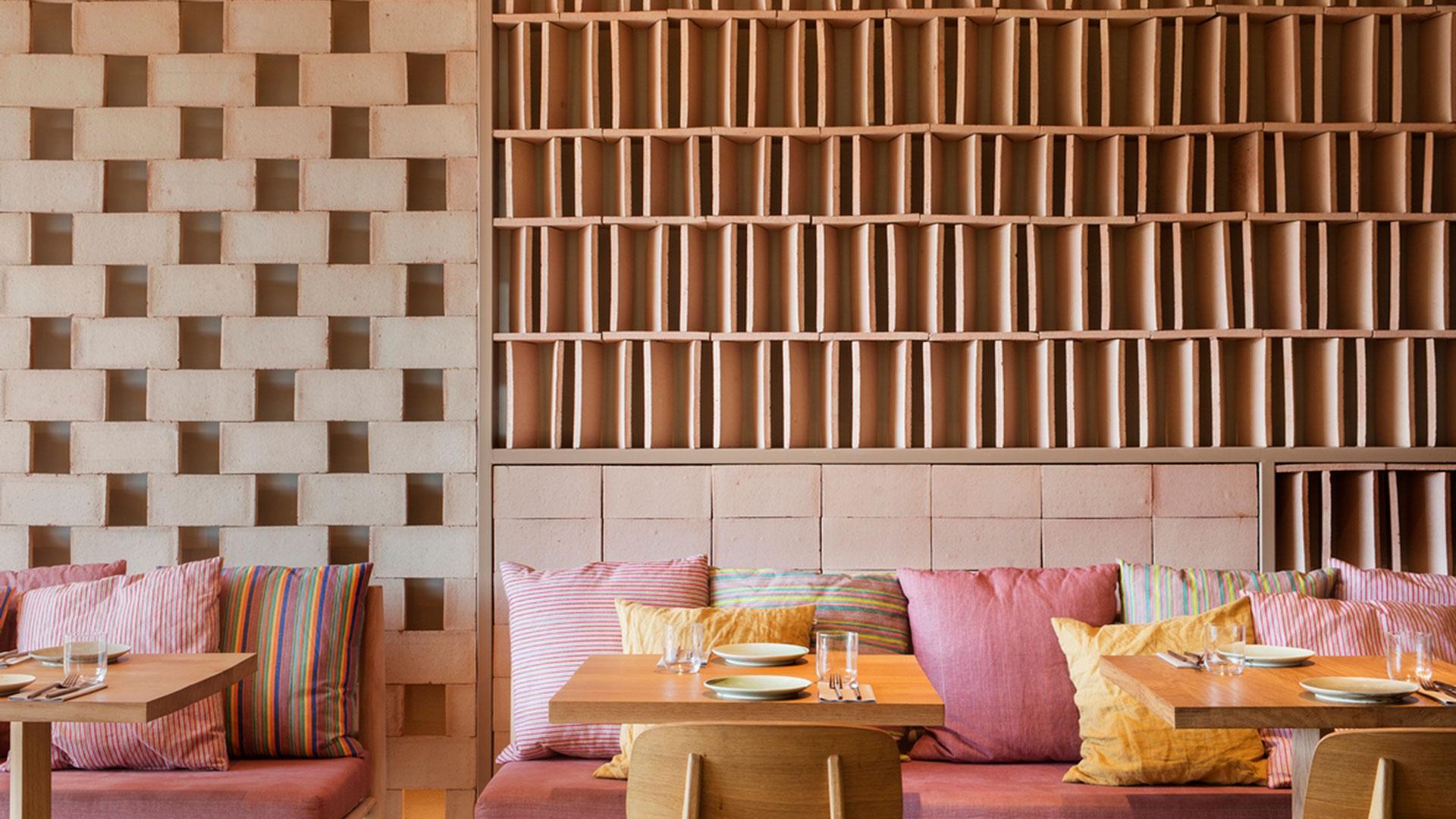 Interior del nuevo restaurante SPOT en Palma de Mallorca