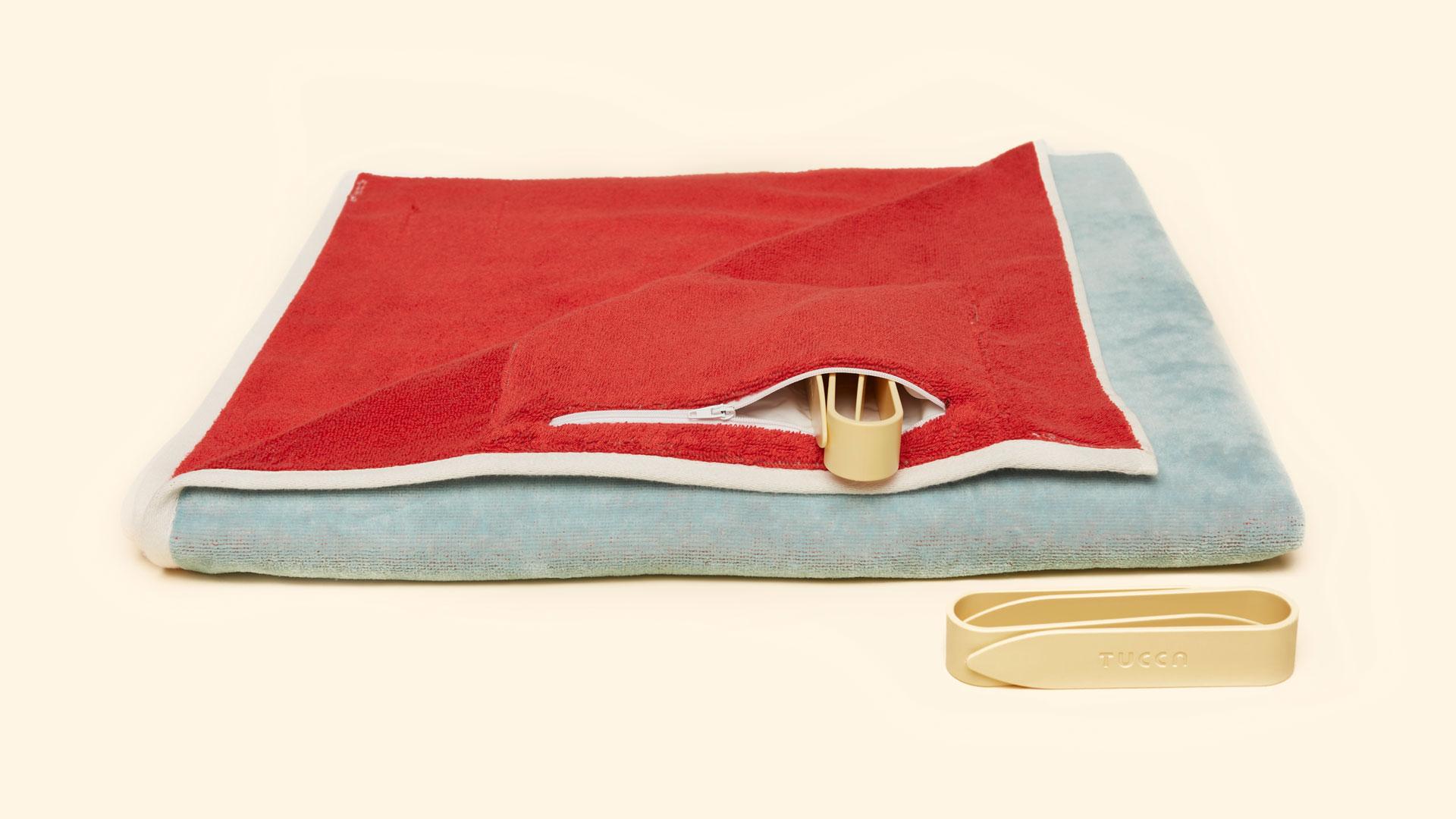 Imagen de las toallas Tucca