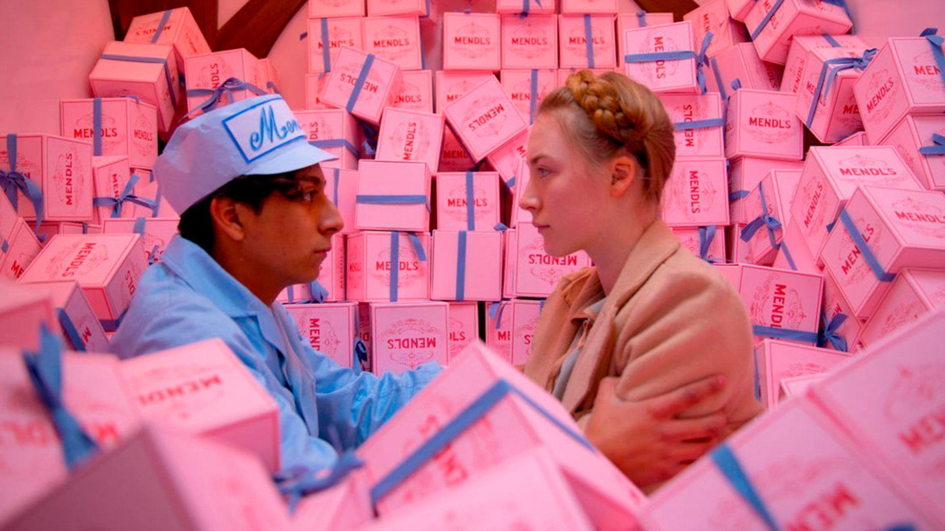 Imagen promocional de la exposición comisariada por Wes Anderson
