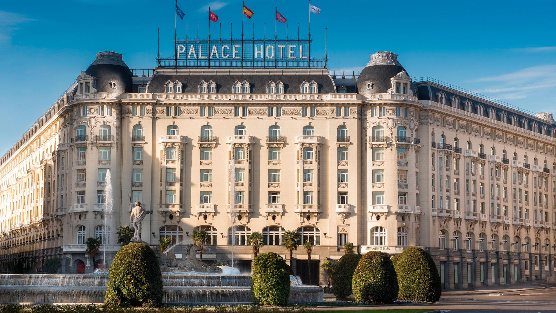 Imagen del Hotel Westin Palace en Madrid