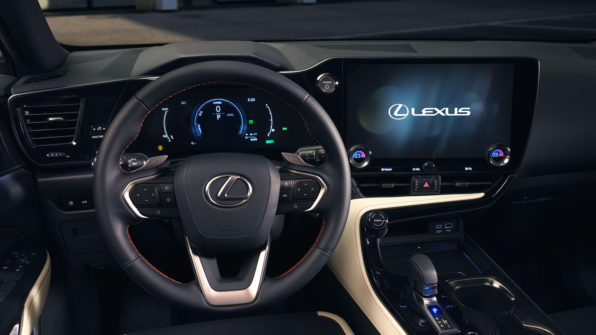 2021 lexus nx overview feel what its like to drive