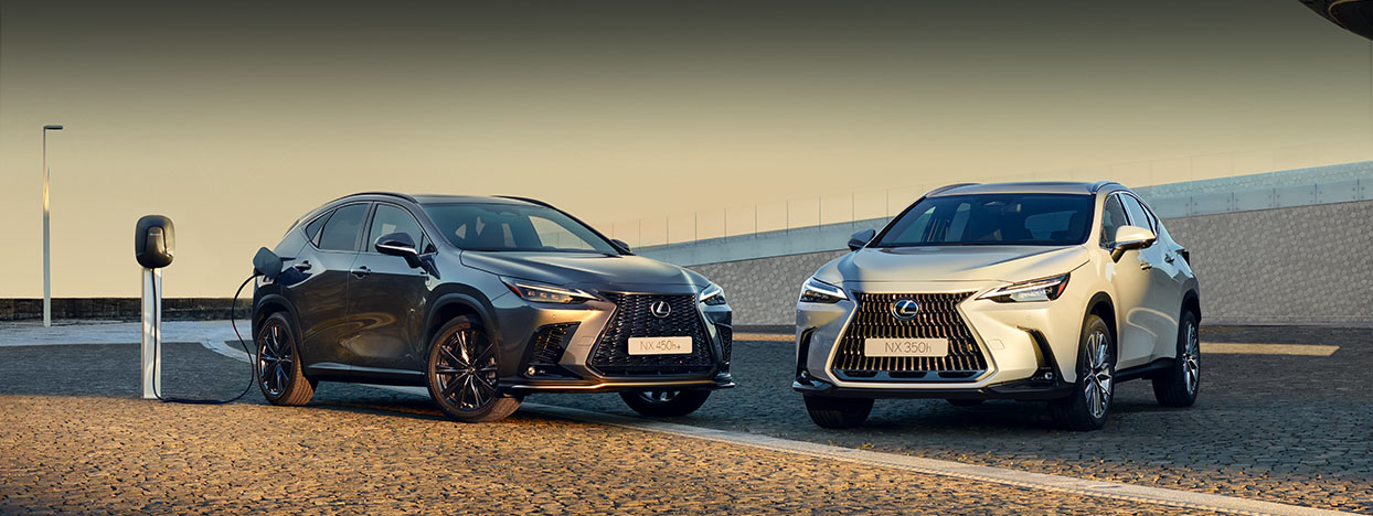 2021 lexus nx overview grid grades and specifications
