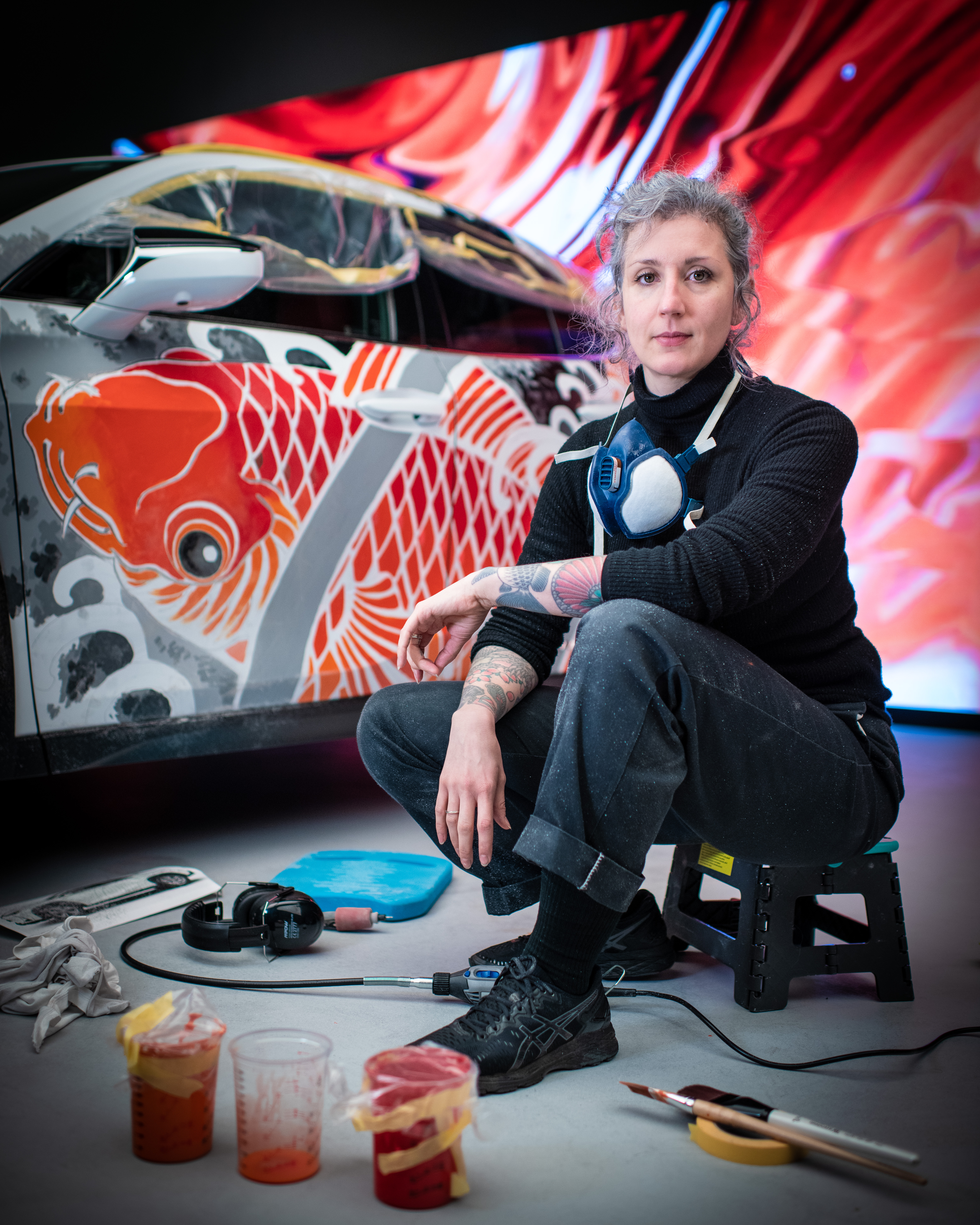 Lexus claudia portrait