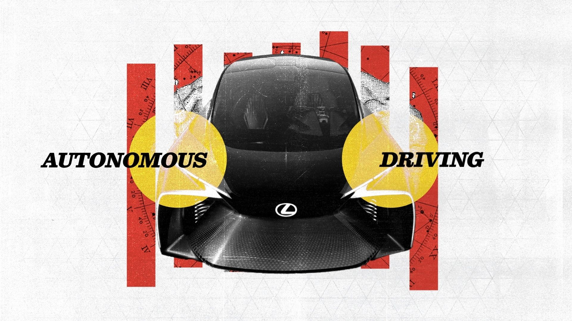 Lexus TED Automated Driving Hero