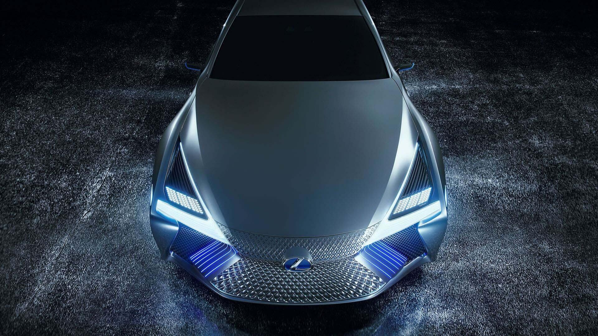 lexus ls concept tokyo motor show gallery 007