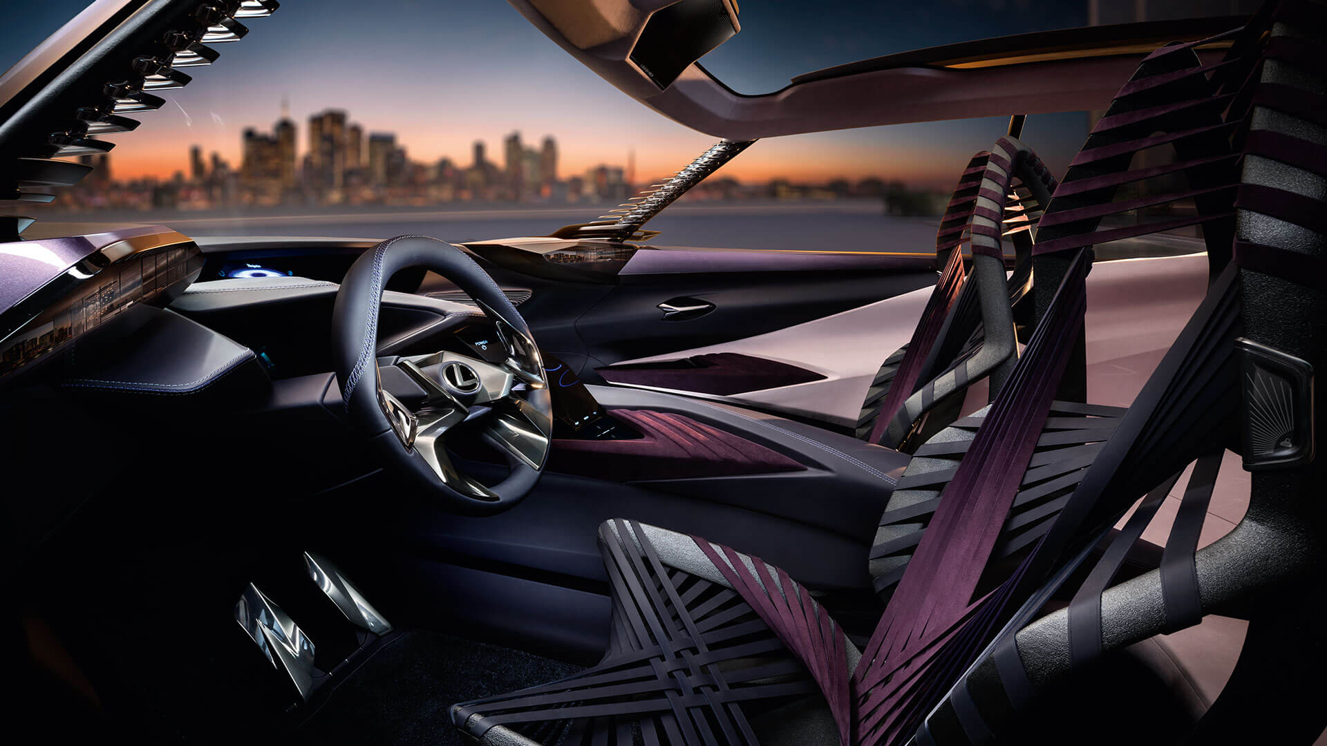 lexus kinetic seat news events