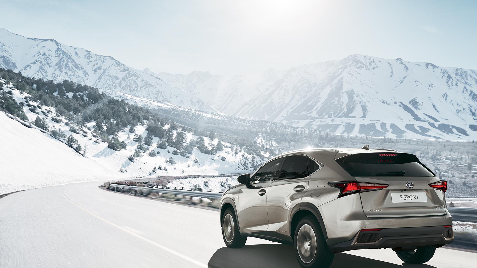 Lexus Roues Hiver image