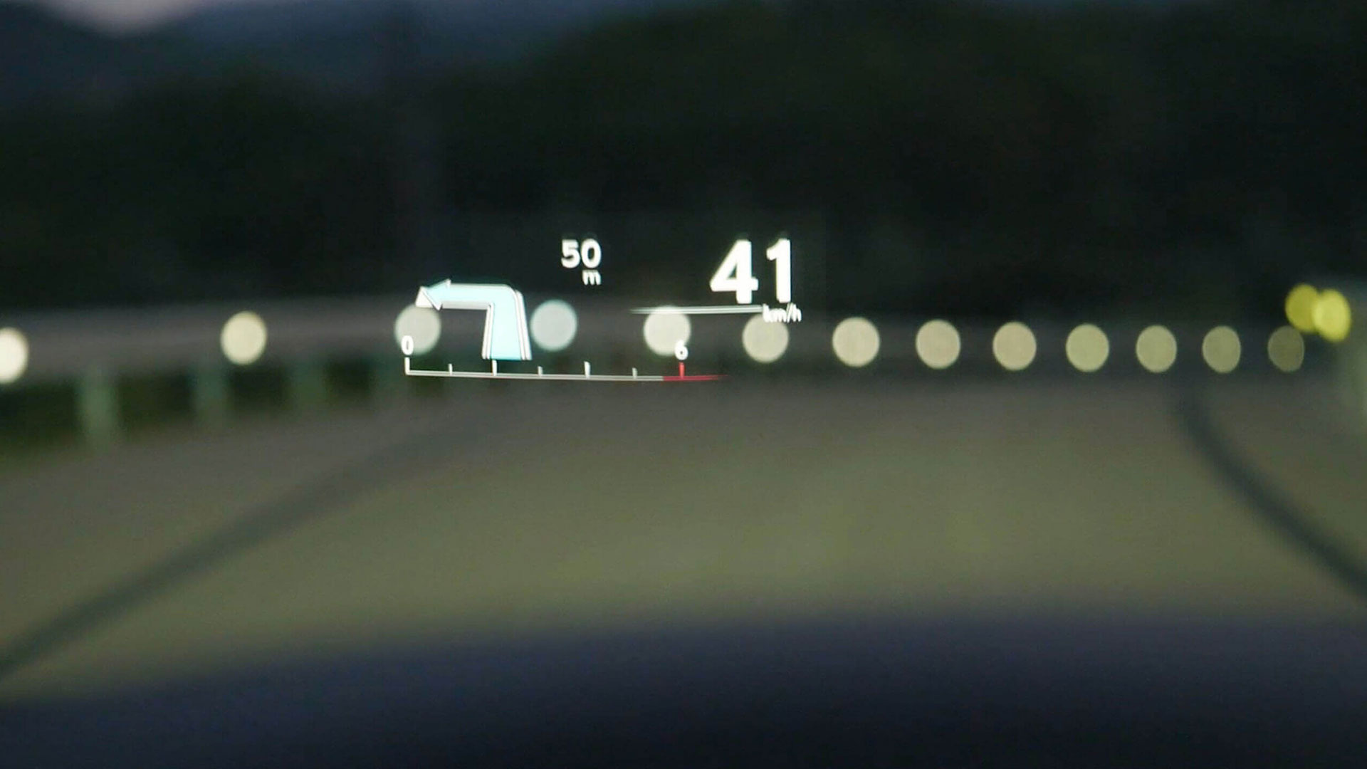 10 Adaptive high beam image