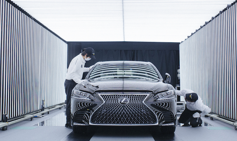 Lexus And Takumi Katsuaki Suganuma The Human Touch body image 4