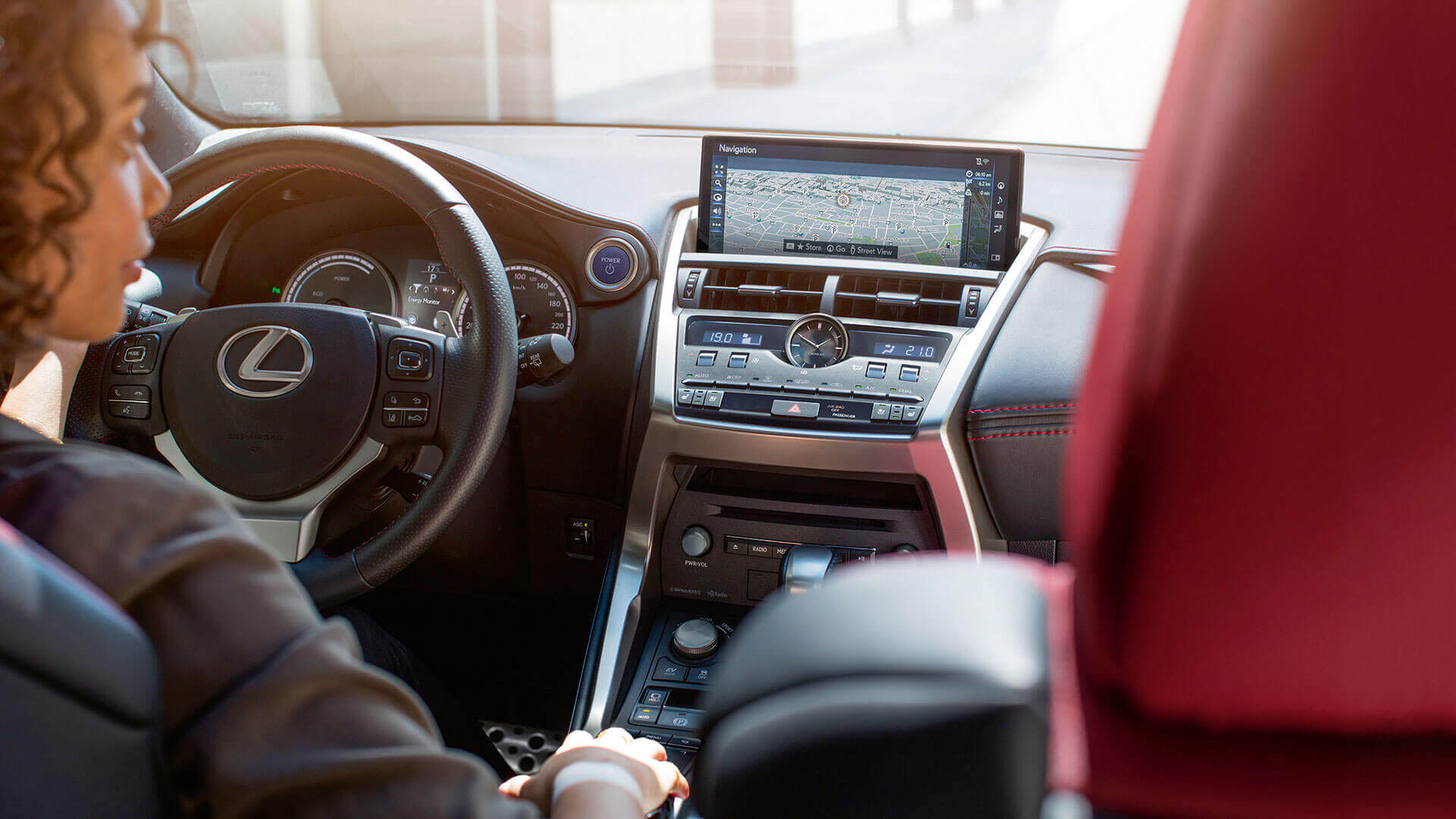 Request a Test Drive | Lexus UK