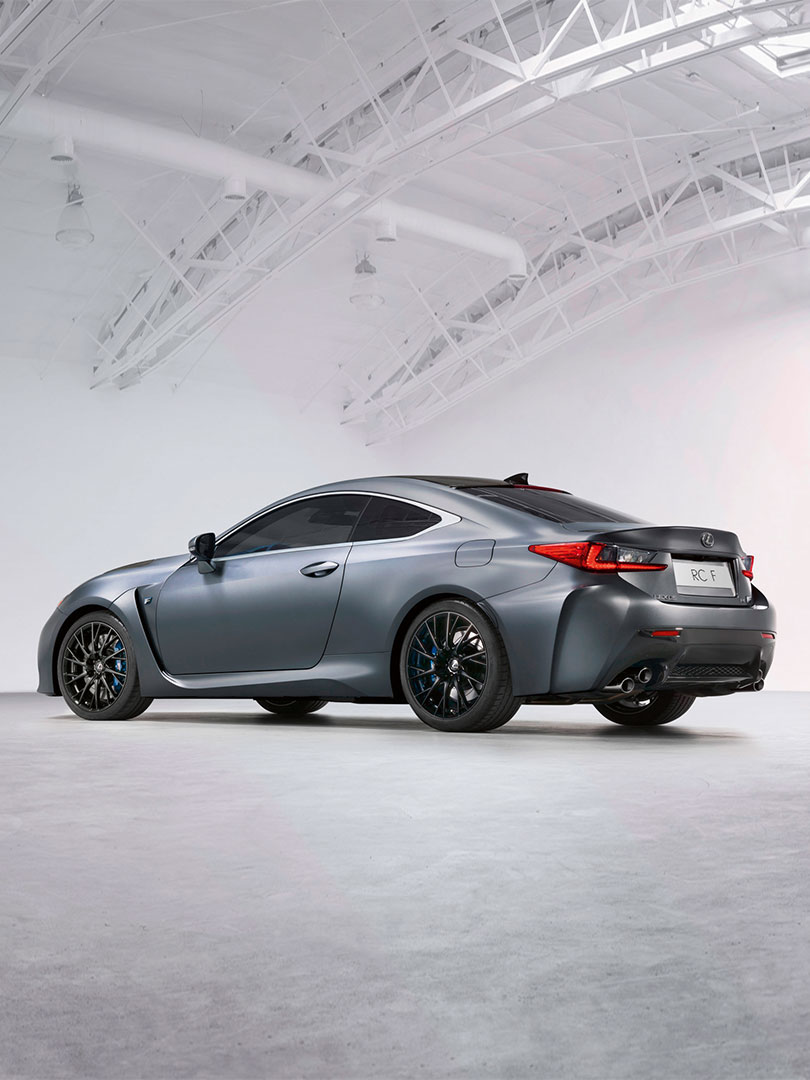 2018 lexus uk rc f 10th anniversary special edition