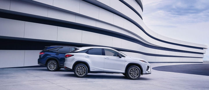 2021 lexus rx l promotions offer