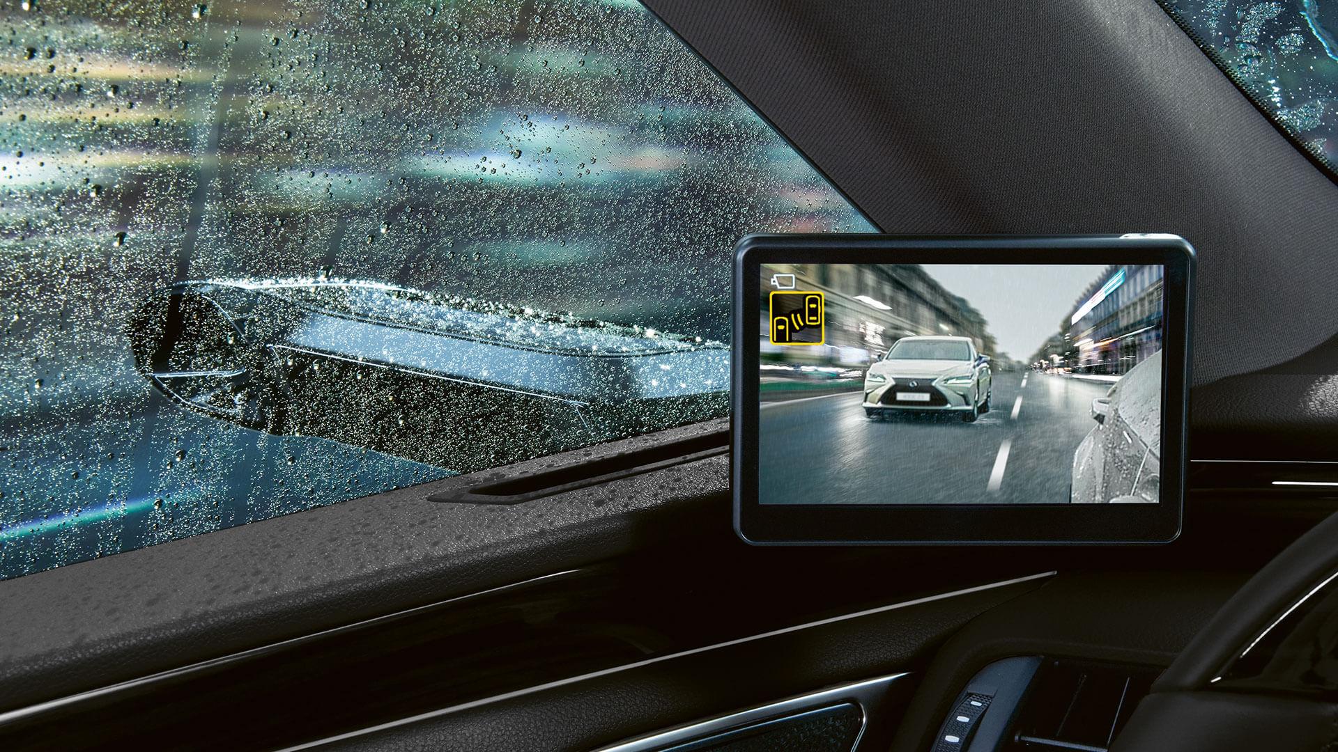 2020 lexus es gallery digital mirror 04