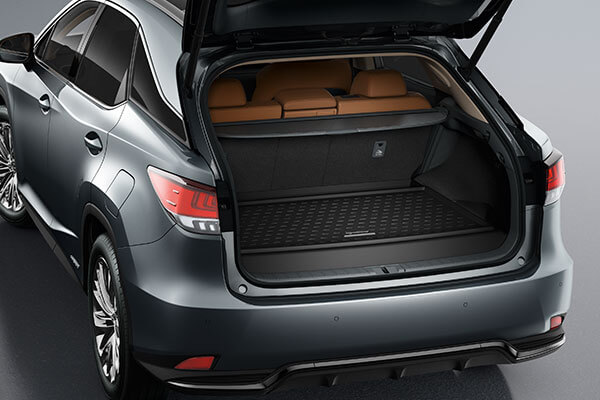 2020 lexus suv rx rxl accessories boot liner 3x2