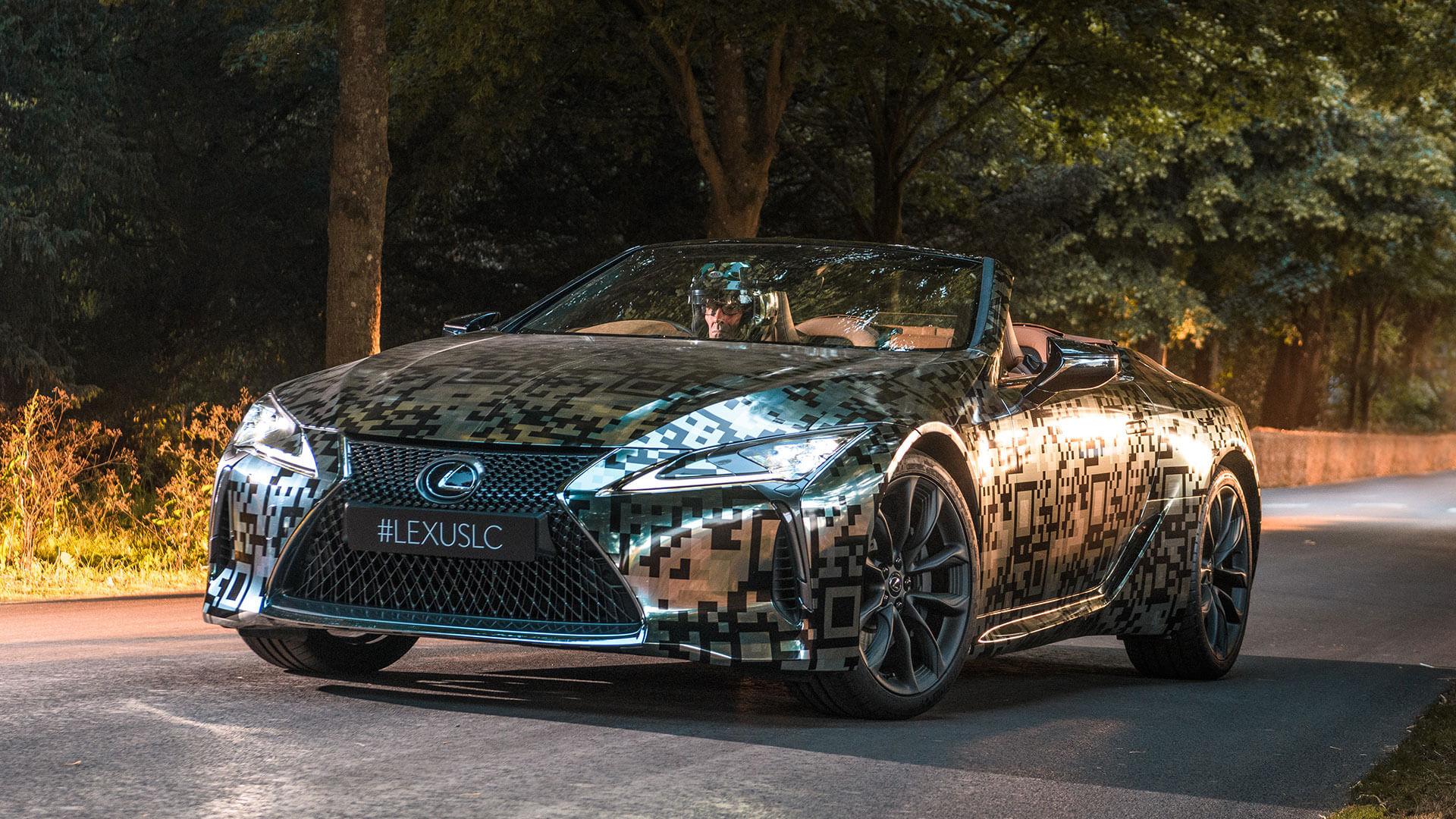 Lexus LC Convertible 04 Gallery Item Image