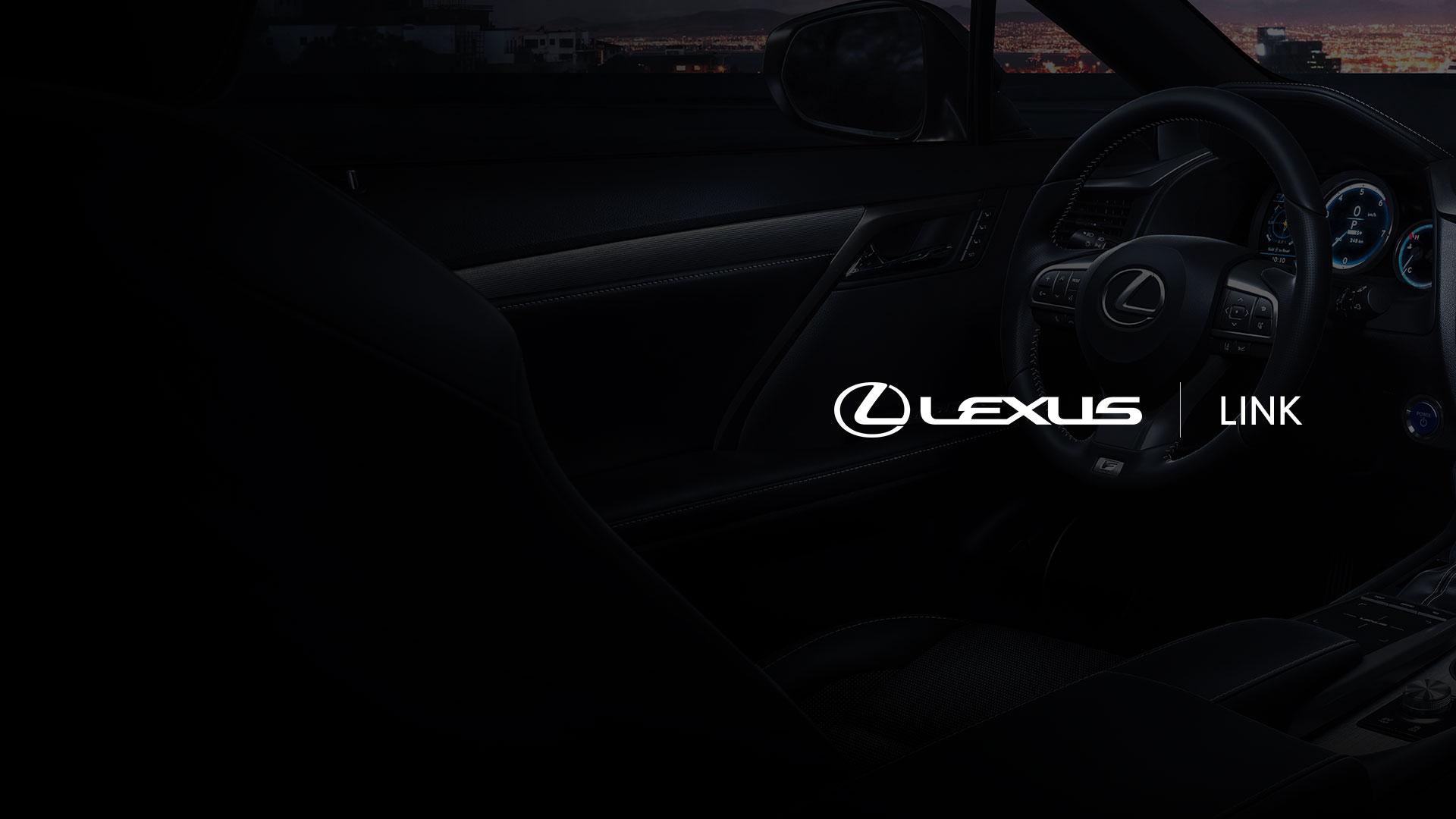 Lexus Link Poster