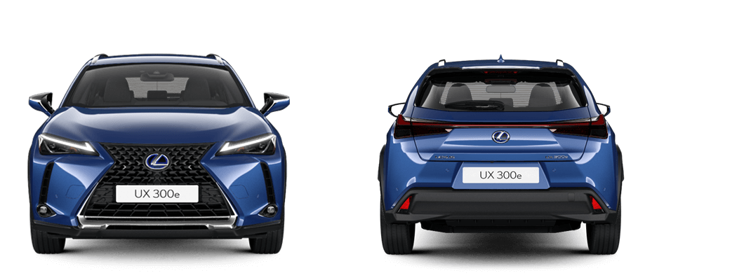 2020 lexus uk size comparison ux300e front 1060x400 tcm 3157 1816322