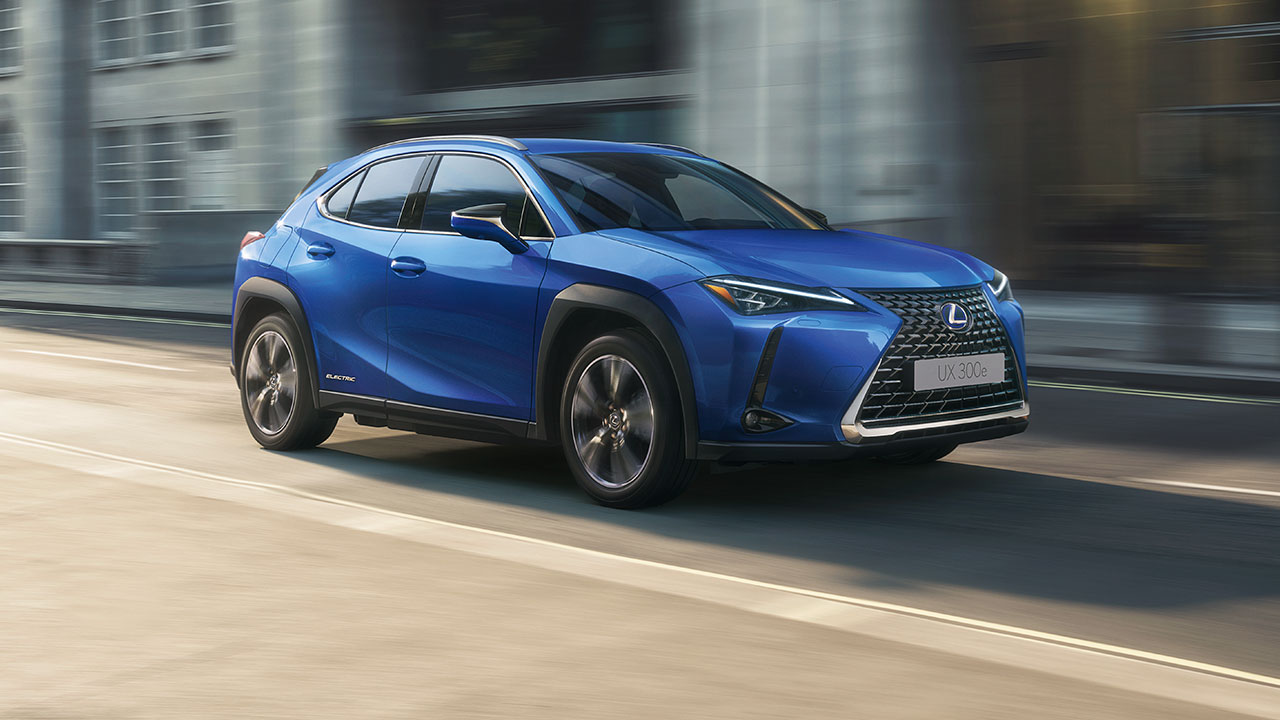2021 lexus all electric home charging next step meet the ux 300e