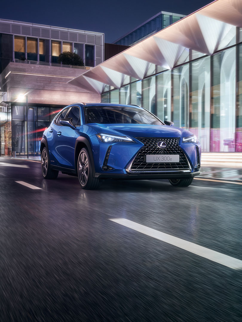 2021 lexus owners ux 300e cost of ownership care level 1
