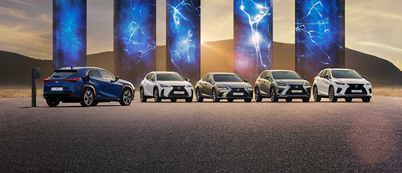 2021 lexus spring offers campaign car menu grid