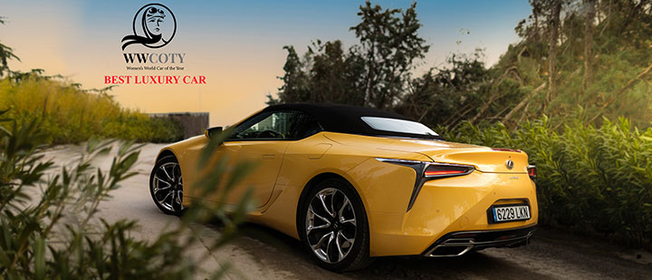 2021 lexus uk lc convertible promotions award best luxury car