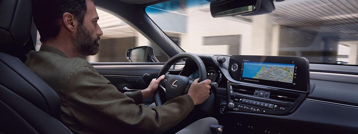2022 lexus es take a test drive