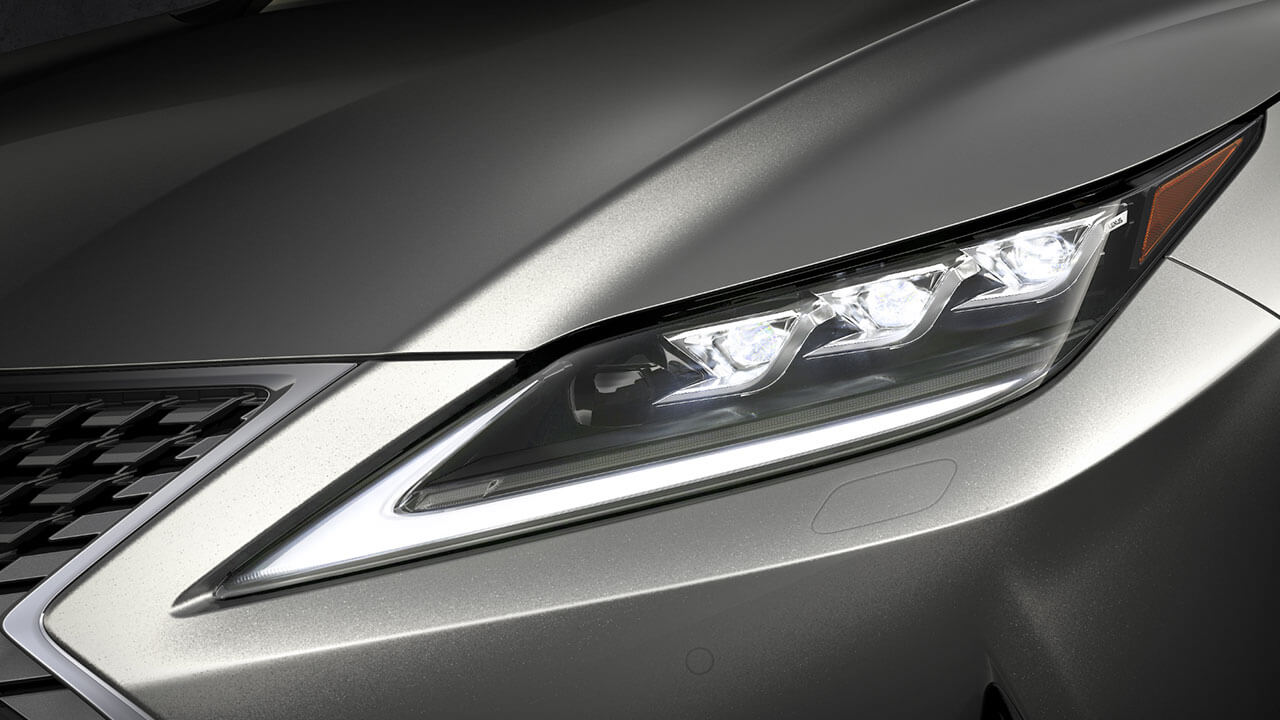Bladescan Another Bright Idea From Lexus Hero image