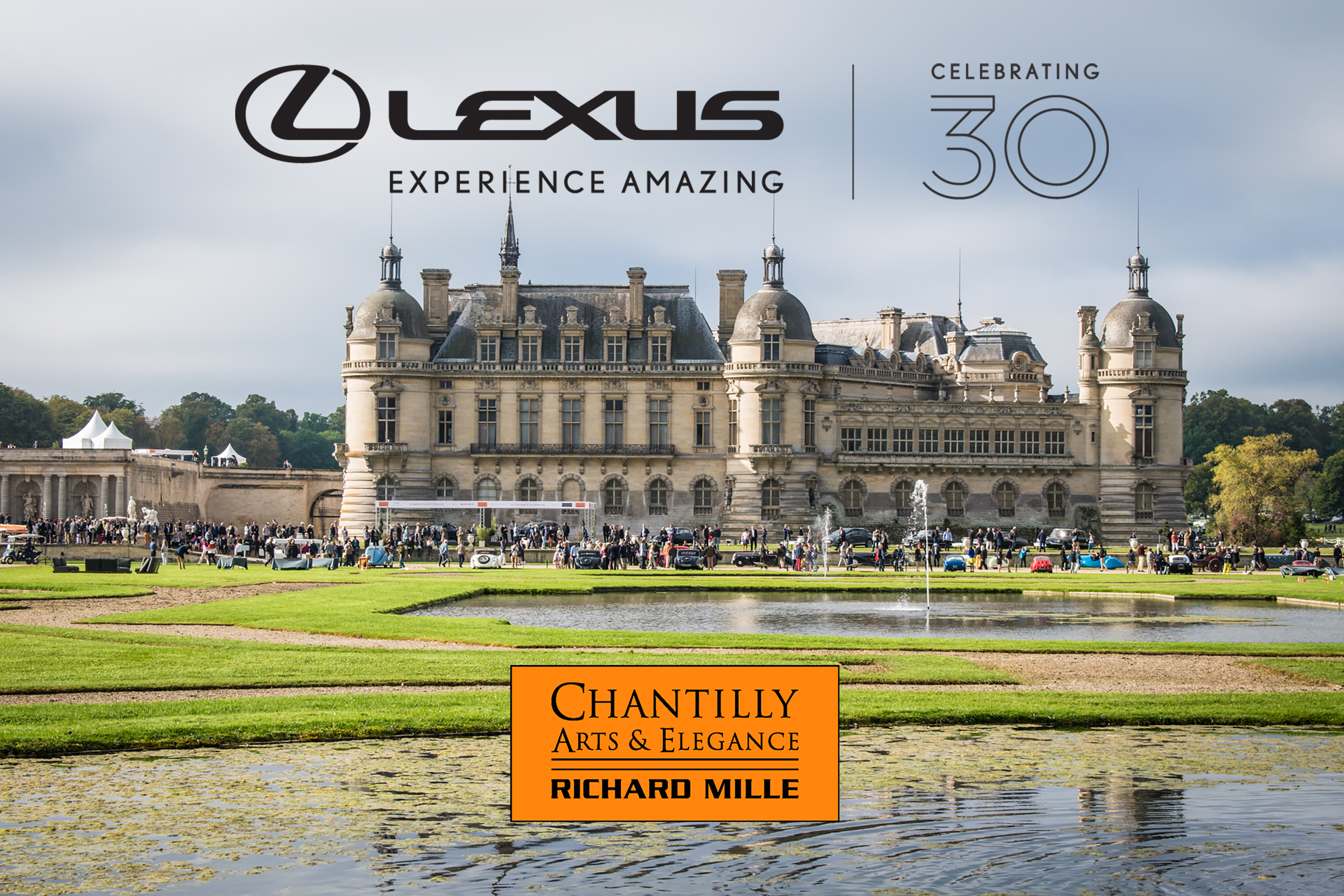 Lexus Celebrates its 30th Anniversary Hero image
