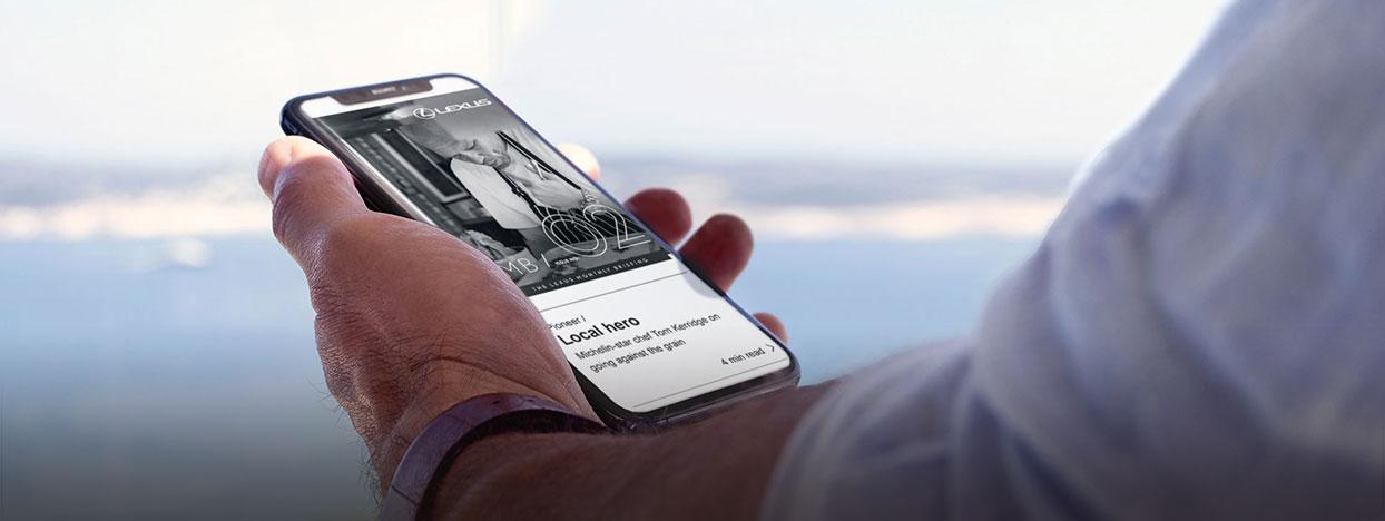 2019 lexus discover newsletter