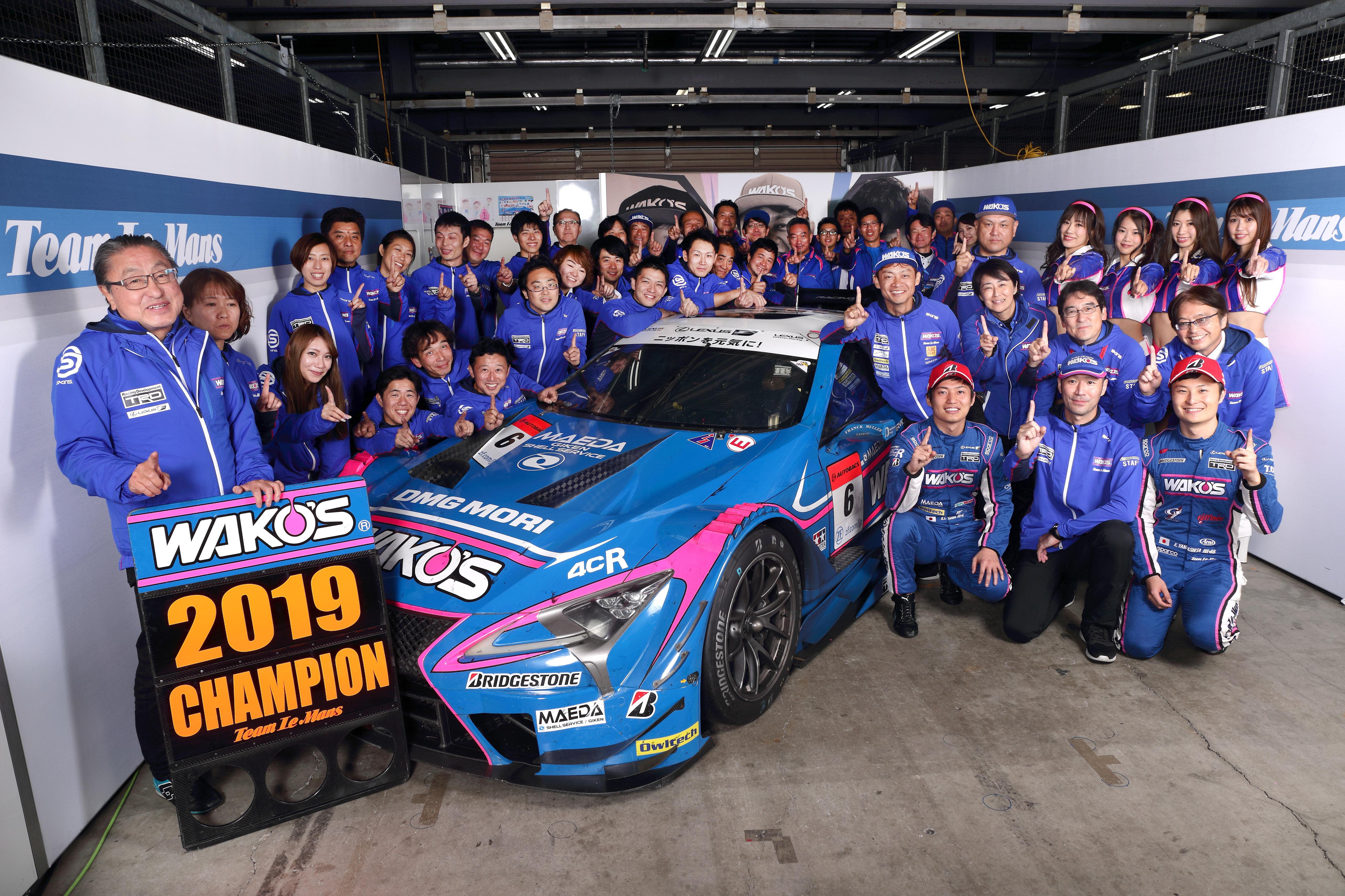 Lexus Seals Championship Article Image