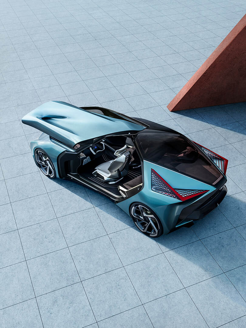 Lexus future car