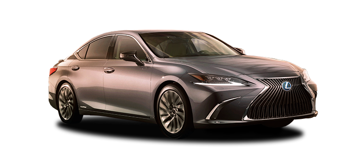 2019 lexus es vehicle grid