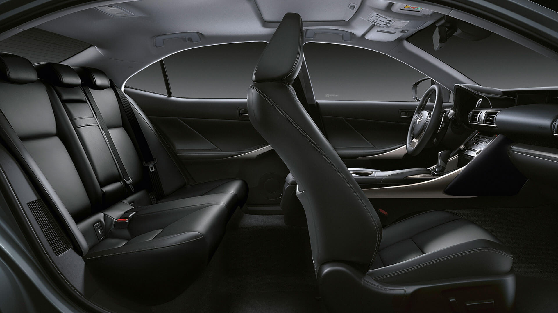 2018 lexus is gallery 024 interior