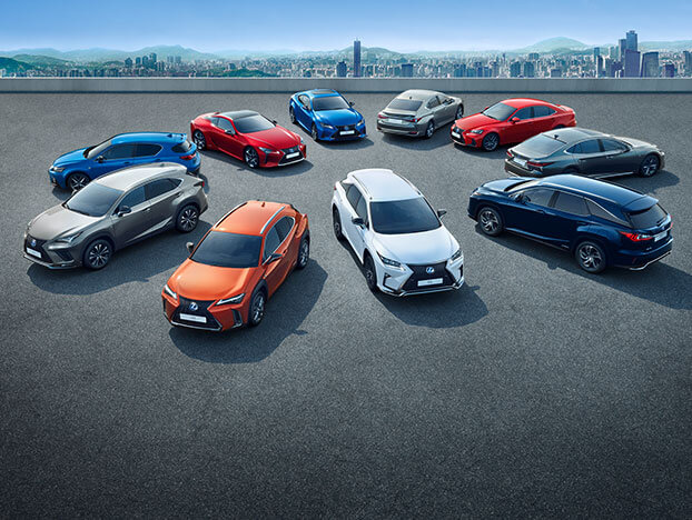2019 lexus business plus meet the range