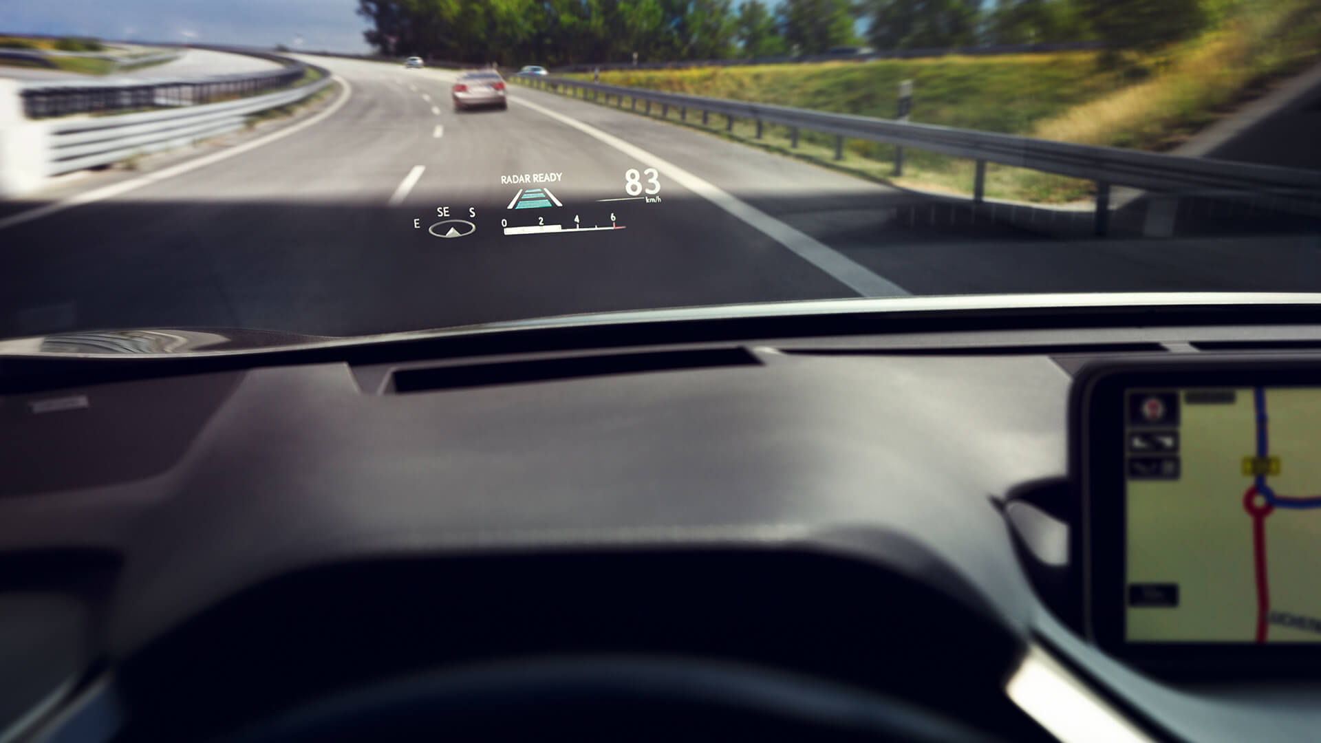 2018 lexus rx l features heads up display
