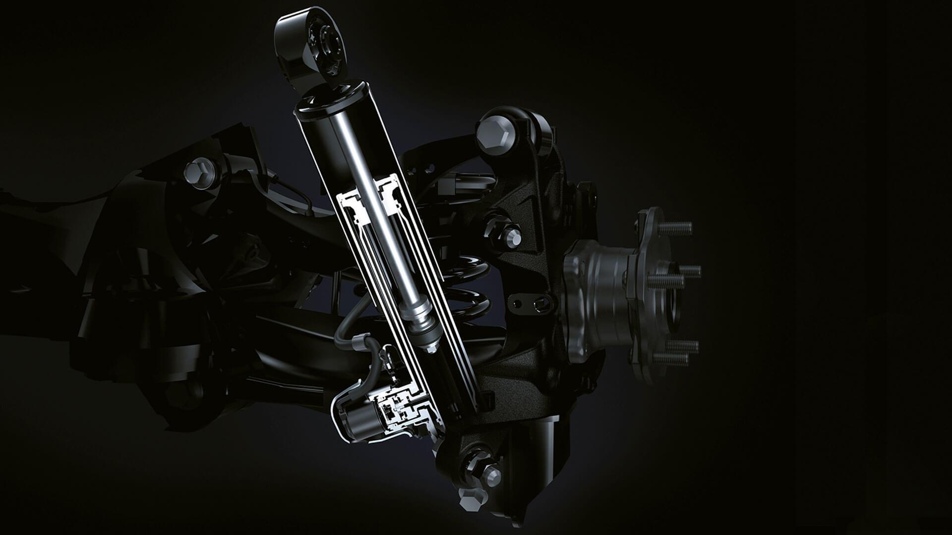 2017 lexus rx 450h features avs suspension