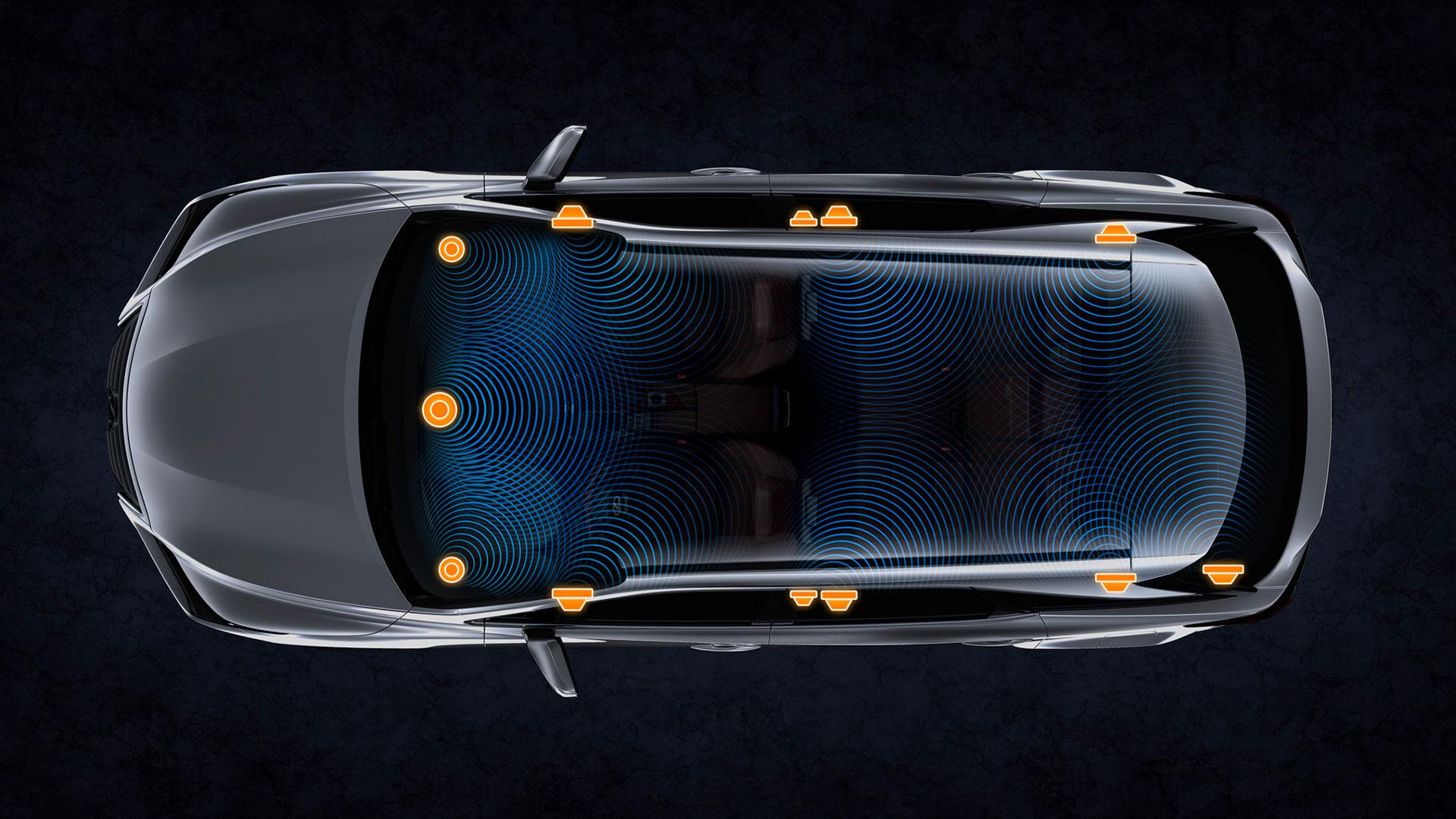 2017 lexus rx 450h features mark levinson