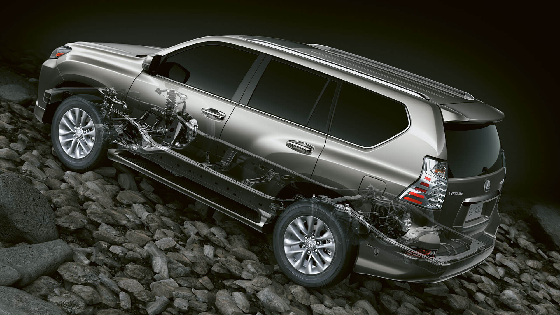 2019 lexus gx hotspot permanent all wheel drive