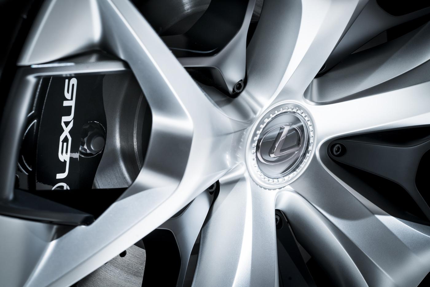Lexus LF 1 Limitless studio 21