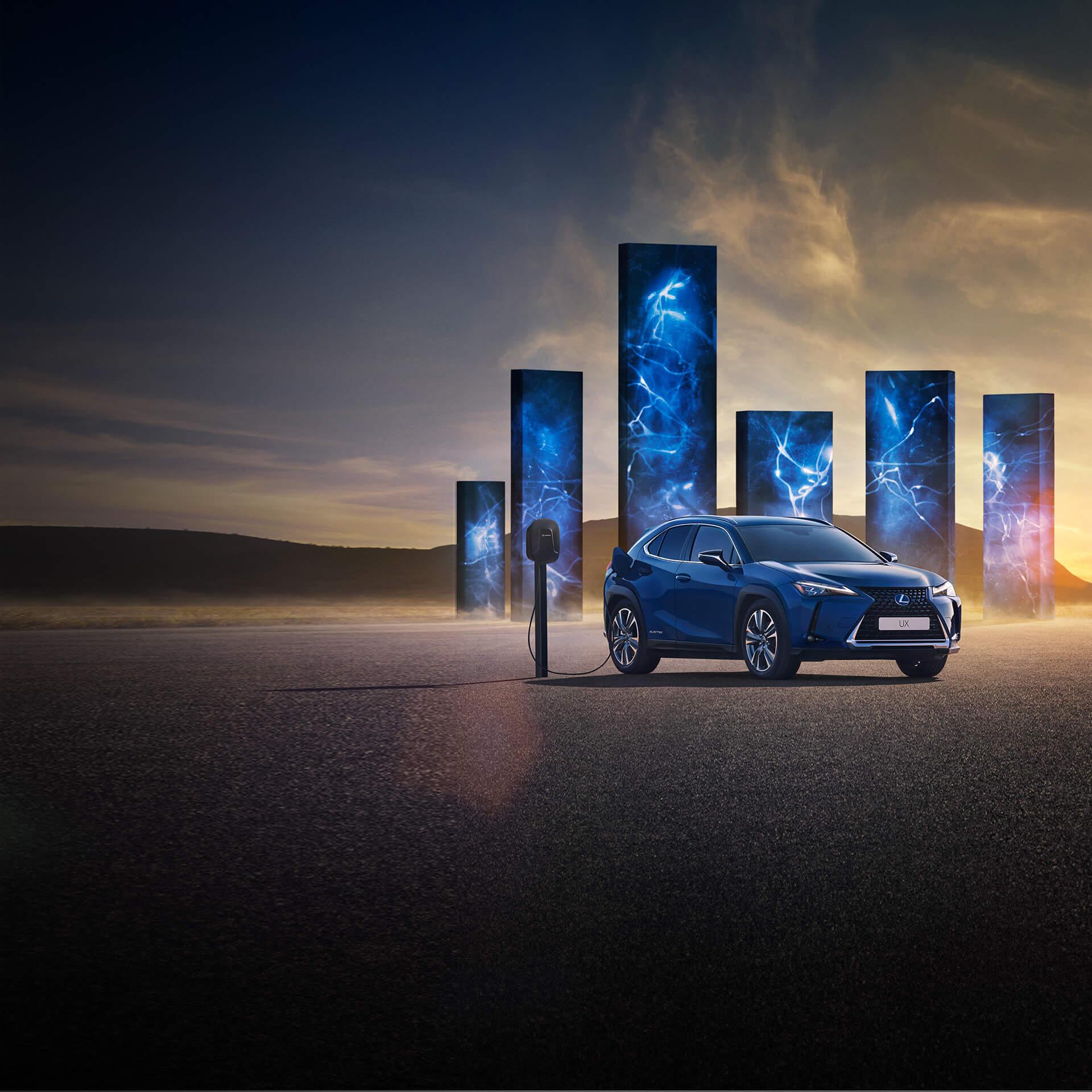 Lexus Easy Image