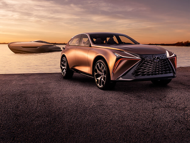 2019 lexus discover concept cars