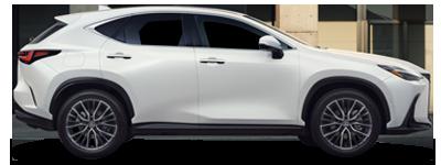 2021 nx car list