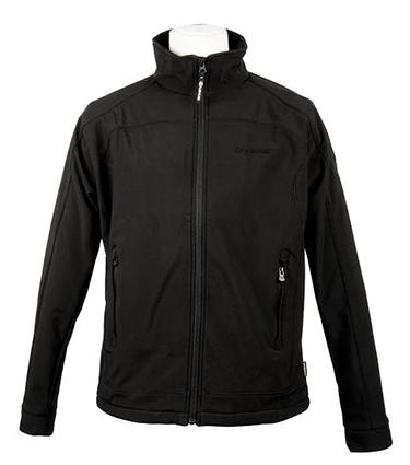 giacca softshell uomo scura