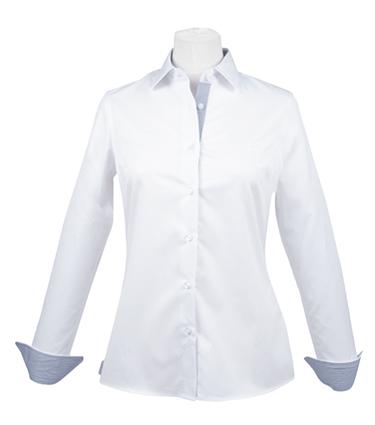 shirt baltimora donna bianca